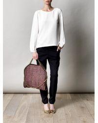 Stella McCartney | Multicolor Falabella Boucle Bag | Lyst