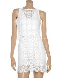 Rebecca Minkoff | White Jemme Lace Dress | Lyst