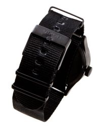 Nixon | Black The Sentry Watch for Men | Lyst