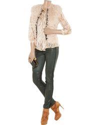 Just Cavalli | Brown Shirt | Lyst