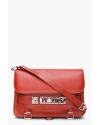 Proenza Schouler - Classic Leather Ps11 Bag - Brown - Lyst