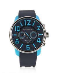 Tendence - Blue G47 Multifunction Watch - Lyst
