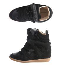 Étoile Isabel Marant | Black Bekett Sneaker | Lyst