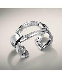 John Hardy - Metallic Link Cuff - Lyst