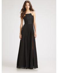 Sachin & Babi   Black Delfina Dress   Lyst