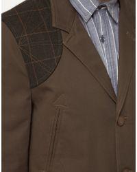 ASOS Green Hunting Jacket for men