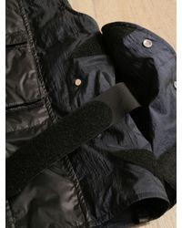 Balenciaga - Blue Balenciaga Mens Downfilled Vest for Men - Lyst
