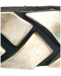 DIESEL - Metallic Abunto Bracelet for Men - Lyst