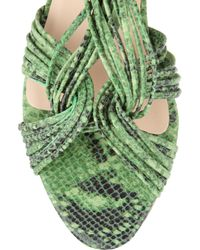 Loeffler Randall - Green Filippa - Lyst