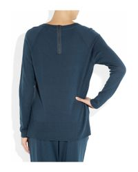 Dagmar | Blue Amida Merino Wool Sweater | Lyst