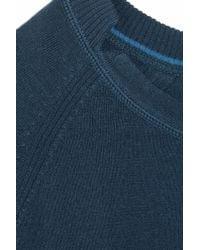 Dagmar - Blue Amida Merino Wool Sweater - Lyst