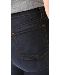 J Brand | Blue Maria Skinny Jeans | Lyst