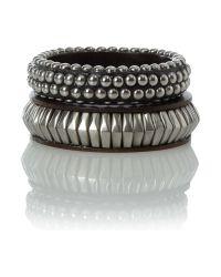 Day Birger et Mikkelsen | Metallic Day Rustic Metal Bracelet | Lyst