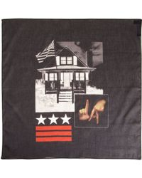 Givenchy - Multicolor American House Bandana for Men - Lyst