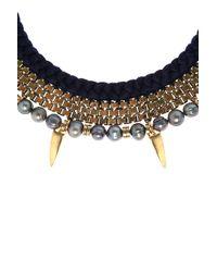 Lizzie Fortunato - Metallic Chain Necklace  - Lyst