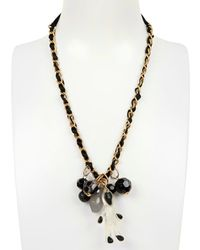 Marni | Multicolor Bijoux Resin Pearls Necklace | Lyst