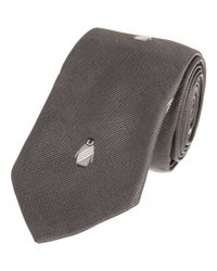 Thom Browne - Gray Penguin Tie for Men - Lyst