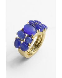 Ariella Collection | Blue Ring | Lyst