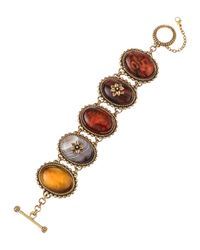 Stephen Dweck | Metallic Multi-Stone Bracelet | Lyst