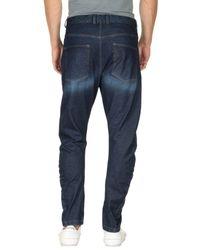 Dolce & Gabbana   Blue Denim Pants for Men   Lyst