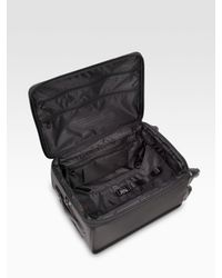 Tumi | Black Alpha 4 Wheeled Expandable Long Distance Trip for Men | Lyst