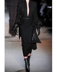 Haider Ackermann | Black Pencil Skirt | Lyst