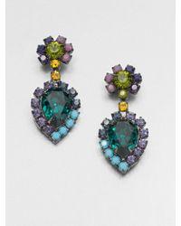 DANNIJO | Multicolor Solstice Earrings | Lyst