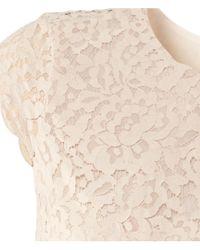 H&M | Beige Dress | Lyst