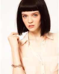 Husam El Odeh - Pink Exclusive To Asos Ring Bracelet - Lyst