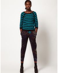 Paul by Paul Smith - Black Starry Night Track Pants - Lyst