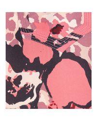 Tory Burch | Pink Printed Silk Tunic | Lyst