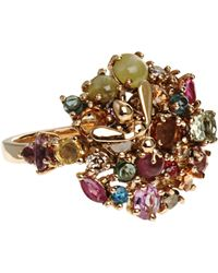Sharon Khazzam | Multicolor Vicky Ring | Lyst