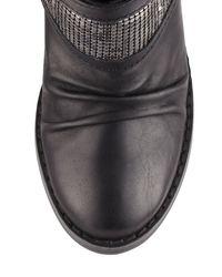 Seychelles   Stockholm Leather Boot Black   Lyst