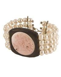 Amedeo - Pink Amedeo Bracelet - Lyst