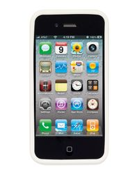 MICHAEL Michael Kors - White Logo Iphone Case - Lyst