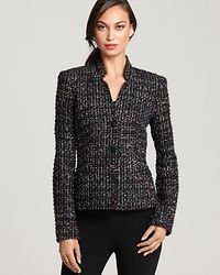 Lafayette 148 New York | Black Cambria Tweed Jacket | Lyst