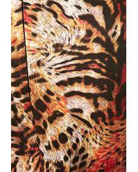 lyst  nasty gal idol tiger dress