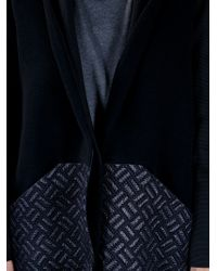 Paper London | Black Carnaby Coat | Lyst