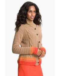 Weekend by Maxmara | Brown Nerina Knit Sweater | Lyst