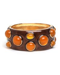 BaubleBar | Brown Apricot Bauble Cuff | Lyst