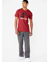 Nike | Gray Limitless Mens Cuffed Sweat Pants for Men | Lyst
