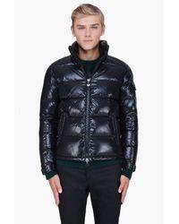 Moncler - Black Maya Padded Jacket for Men - Lyst