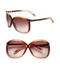 Tom Ford | Brown Charlie Sunglasses | Lyst