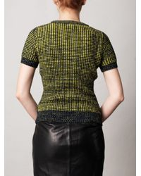 Erdem | Green Merino Wool Jumper | Lyst