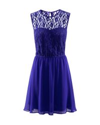 H&M | Blue Dress | Lyst