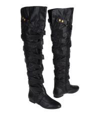 Jeffrey Campbell | Black Boots | Lyst