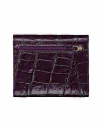 Temperley London - Purple Temperley Pocket Filofax - Lyst
