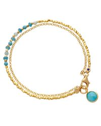 Astley Clarke | Blue Be Cool Friendship Bracelet | Lyst