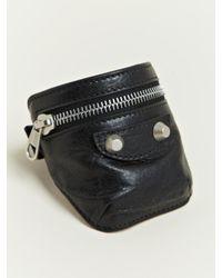 Balenciaga | Black Bracelet for Men | Lyst