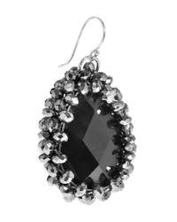 Paul Smith - Metallic Woven Earrings - Lyst